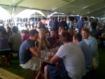 Cape Town arrived at the CT Festival of Beer 2011