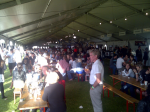 Saturday at the Cape Town Festival of Beer 2011