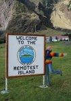Lucy Corne on Tristan Da Cunha
