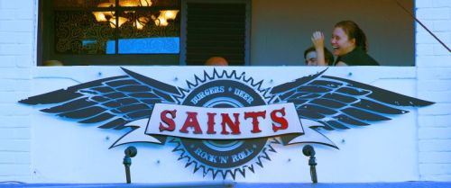 Saints Burger Joint 84 Kloof Street