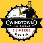 Wind Town Beer Festival in Langebaan 5 and 6 October 2013