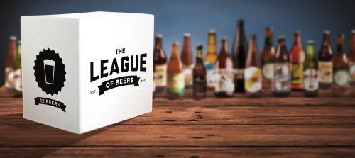 League of Beers Beer Box